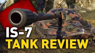world of Tanks  IS-7 - Tank Review