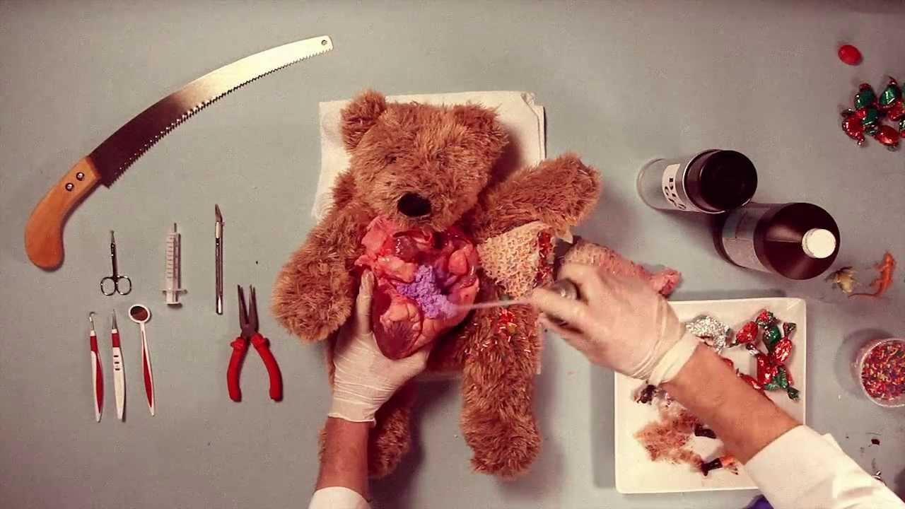 Teddy Has An Operation Youtube