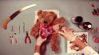 Repeat youtube video Teddy Has An Operation