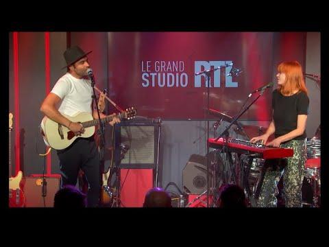 Ycare et Axelle Red - D'Autres que Nous - 14 bd St-Michel (Live) - Le Grand Studio RTL