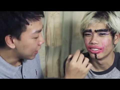 Youtuber Make Up : มาแต่งหน้า Xcrosz กันเถอะ! Feat.KNN