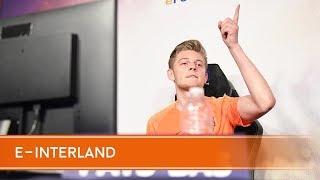 E-interland: Volop spektakel bij Frankrijk-Nederland