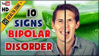 10 Subtle Signs of Bipolar Disorder, No 9 is Shocking.