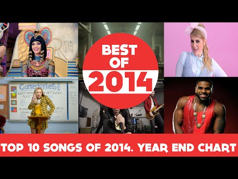 Top 10 Best Songs Of 2014 (Year End Chart 2014)