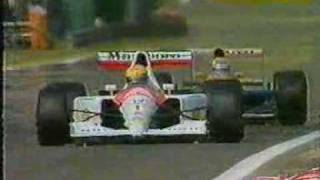 1991 Belgium Grand Prix - Round 11 Full Race Part 3