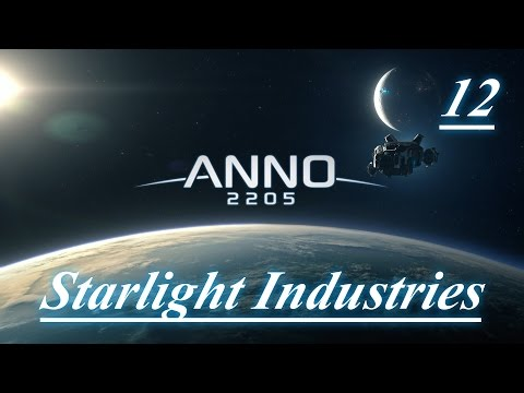 """Shroomworks Plays - Anno 2205 Ep #12 """"Tundra Troubles & Invasion"""""""