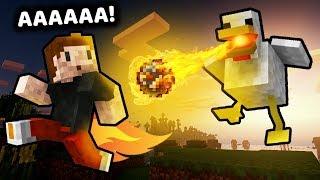 KUCZAK ZIEJĄCY OGNIEM!!! - Minecraft: Oceniam was! #67