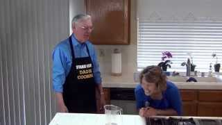 Cooking Lessons for Dad Bloopers: Hilarious Fail on a Cooking Show!