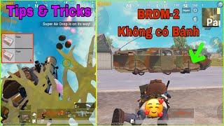 Thủ Thuật PUBG mobile - Mẹo Bug Flare gun, Cách Làm Bánh Xe BEDM-2 Biến Mất   Phần 14
