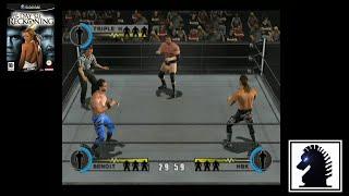 GC WWE Day of Reckoning 2 - Chris Benoit vs Shawn Michaels vs Triple H