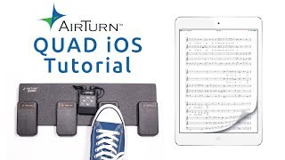 QUAD iOS Tutorial