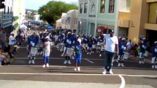 showtime united performing Bermuda day parade 2013 {4]