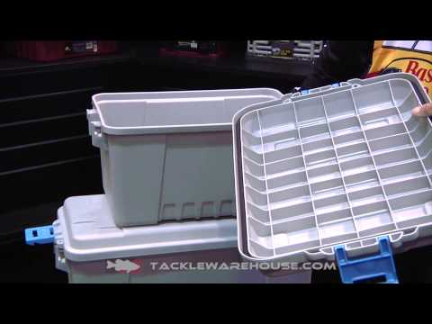 Plano Marine Boxes With Kevin VanDam | ICAST 2014