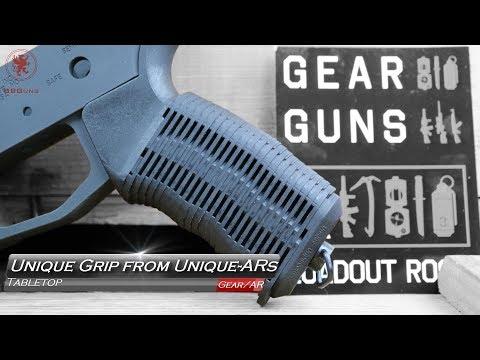 Make Your Own Custom AR Grip