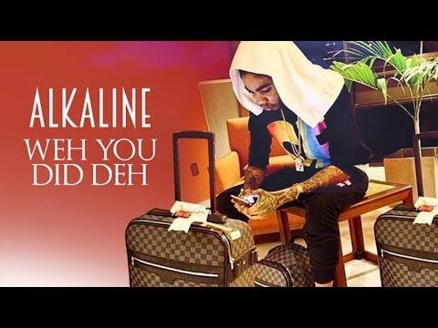 Alkaline - Weh You Did Deh (Raw) [Dancehall Sings Riddim] February 2015