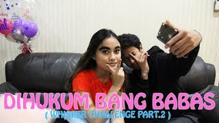 make up ala bang bastiansteel whisper challenge part2 tivalvlog