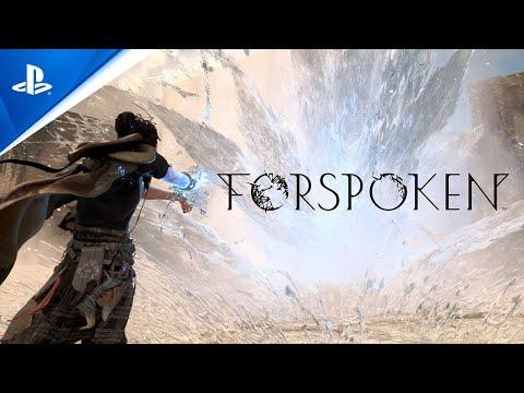 Forspoken - PlayStation Showcase 2021 Trailer   PS5