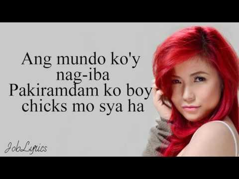 Paasa T.A.N.G.A. (Lyrics)-By: Yeng Constantino
