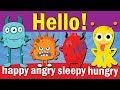 Hello Song 2 Hello How Are You Hello Song For Kids Kindergarten ESL Fun Kids English mp3