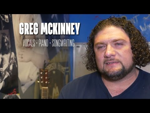 Meet The Coach - Greg McKinney - Voice, Piano, Songwriting (Septien Entertainment Group)