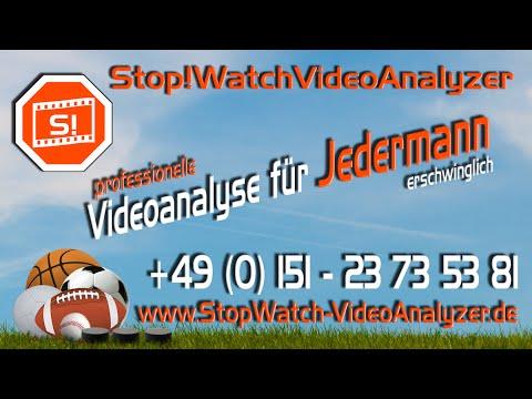 Stop!WatchVideoAnalyzer presentation - Videoanalyse für Jedermann