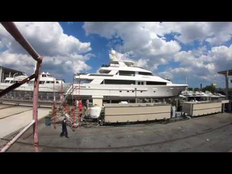 Bradford Marine Yacht Repair and Refit, Yacht Sales, Shipyard Services