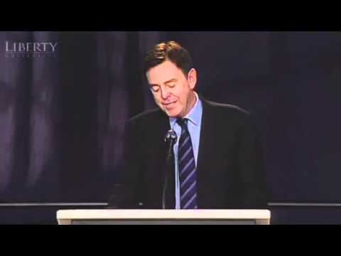 A Biblical Worldview (Part 1 of 3) - Alistair Begg at Liberty University