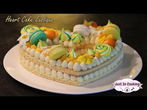 recette-de-heart-cake-exotique-passion-chocolat-blanc-vanille-pour-mes-500k-!-concours-(terminé)