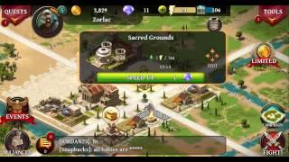 Age of Sparta windows 10 gameplay