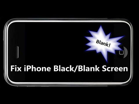 How to Fix iPhone X/8/7/6S/6/5S/5/4S Black Screen or Won't turn on