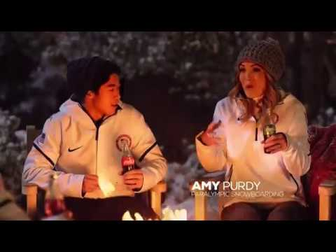Olympics Coca Cola campfire Opening Ceremony commercial