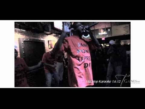 Classic Hip Hop Karaoke (Orlando) Jam Pony Express...TGaines Ent