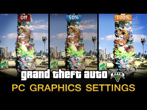 how to change graphics settings in gta 4 pc