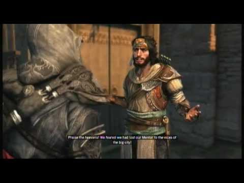 Assassin's Creed Revelations -- The Hook Blade - YouTube