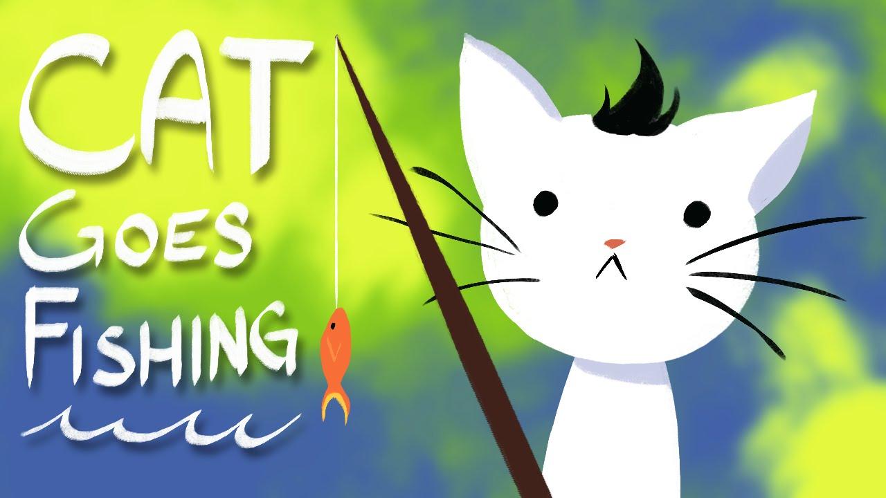 Homies Power Level Friday Cat Goes Fishing Youtube