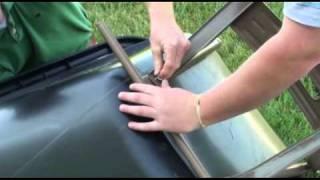 Ez-haul Premium Poly Garden Cart