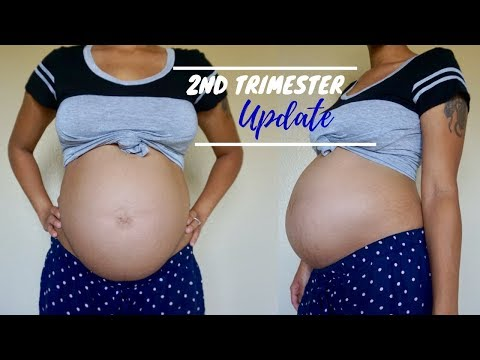 6 Months Pregnant Update!!! | Back Pain, Stretch Marks, High Risk Pregnancy