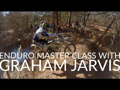 Master Enduro Class With Graham Jarvis: Join Us!