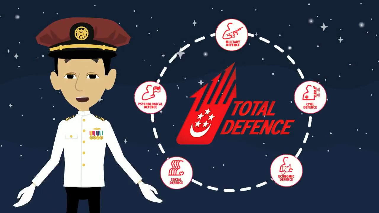 Total Defence Day 2017 #1