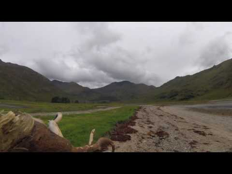 Knoydart, Inverie and Barrisdale Bay