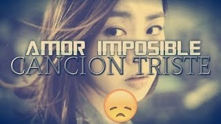 ❤ Amor imposible ❤  [ Rap Romantico 2015 ] Mc Buffalo, Mc Richix Ft Zckrap + LETRA 2015 (NUEVA)
