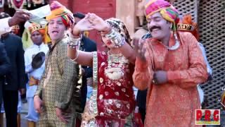 Mere Bhaiya Ki Hai Shadi Aaja Nachle Goriye - Rajasthani Shadi Dance Song 2018   RDC Rajasthani HD