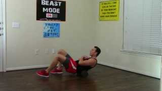 20 Min Foam Rolling Workout - HASfit Foam Roller Exercises Self Myofascial Release Stretch Exercise