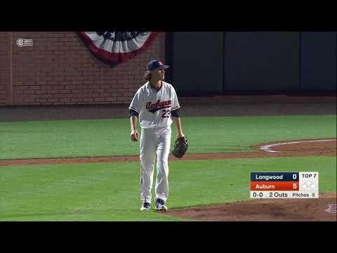 Auburn Baseball vs Longwood Game 1 Highlights