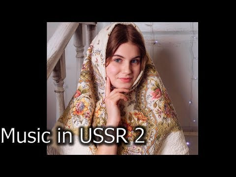 LIFE IN USSR 63. Popular music in the Soviet Union, late 1970-s. Part 2