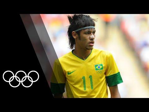 Neymar, Rapinoe & Ramirez - 10 best goals of London 2012