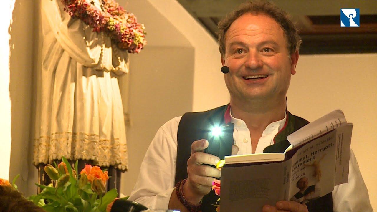 Pfarrer Schießler Hochzeit