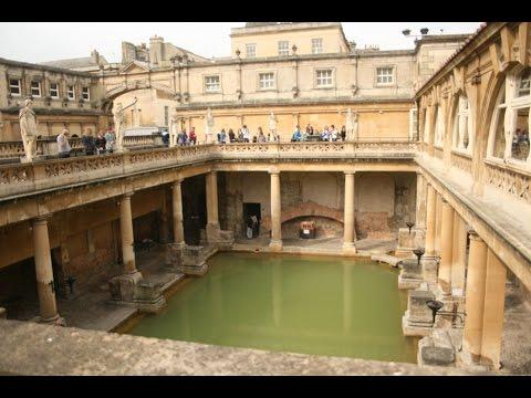 Bath England (UK) Tourism - England Travel Tips   Travel Guide Tour Video