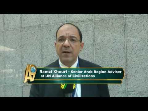 Senior Arab Region Adviser at UN Alliance of Civilizations, Ramzi E....