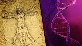 Sensation Das Hologramm unserer DNA  Wellengenetik